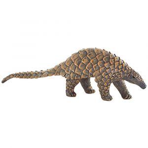MOJO Animal Figurine Toy - Indian Pangolin Medium