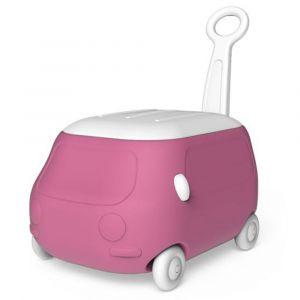 Yaya Pink Vroom Toy Box