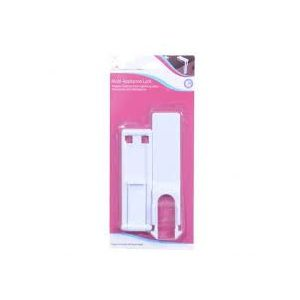 B-Safe Child Safety White Multi Appliance Lock
