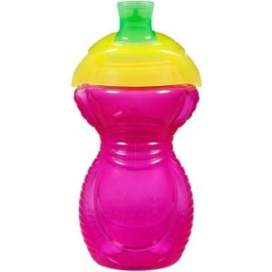 Munchkin Pink Click Lock Sippy Cup - 9oz