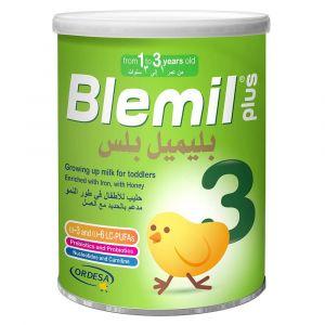 Blemil Plus 3 400 gm Powder (1-3 years)