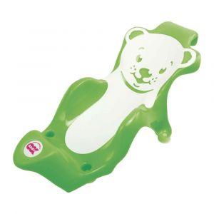 Okbaby Buddy Bath Seat with Slip-free rubber - Green