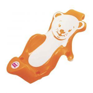Okbaby Buddy Bath Seat with Slip-free rubber - Orange