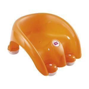 Okbaby Pouf Handy-Andy Bath Seat - Orange