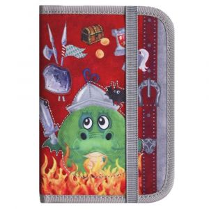 Okiedog Wildpack Passport Holder - Dragon