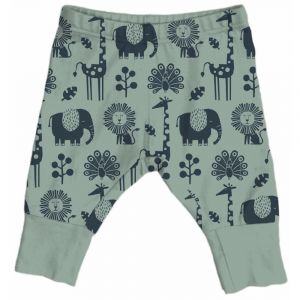 Olen Organic On the Go Legging - Tea Green