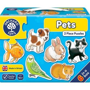 Orchard Pets Puzzles