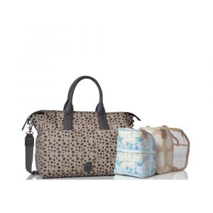 PacaPod Croyde Inkdrop Changing Bag