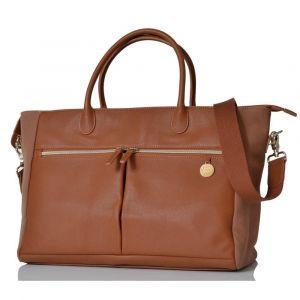 PacaPod Fortuna Tan Changing Bag