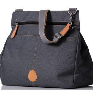 PacaPod Oban Black Charcoal Changing Bag