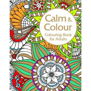 Pegasus - Calm and Colour - Colouring Book For Adults