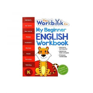 Pegasus My Beginner English WorkBook