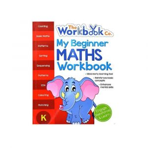 Pegasus My Beginner Math Work Book-K