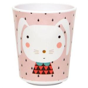 Petit Monkey Rabbit Drops Melamine Cup