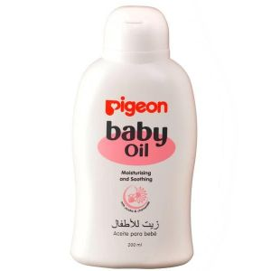Pigeon Baby Oil - 200ml