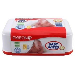 Pigeon 82 Sheets Baby Wipe Box