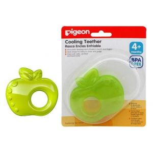 Pigeon Cooling Teether -Apple