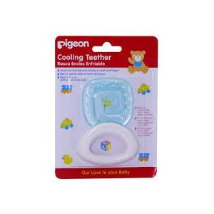Pigeon Cooling Teether -Square