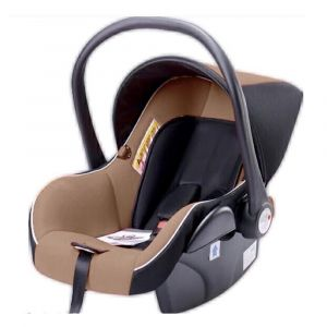 Pikkaboo Beige New Style Infant Car Seat