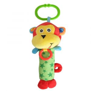 Pixie Baby Monkey Rattle Toy
