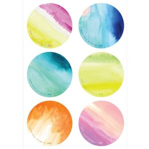 Puj Bath Treads - Water Colour - 6