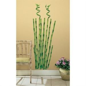 RoomMates Bamboo Peel & Stick Wall Decals