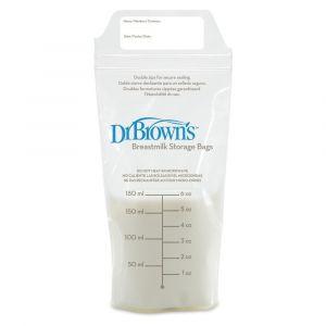 Dr Browns Breastmilk Storage Bag - 180ml - 25pcs