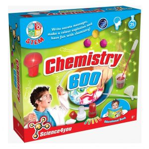 Science 4 You Chemistry 600