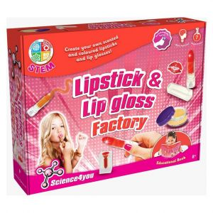 Science 4 You Lipstick and Lip Gloss Factory