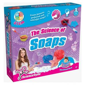 Science 4 You The Science of Soaps