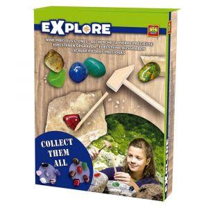Ses Explore Childrens Mine Precious Stones