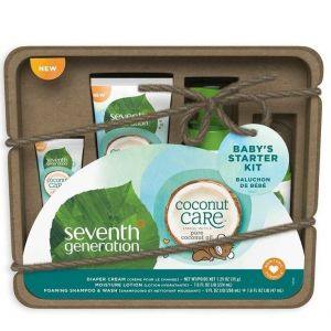 Seventh Generation Coconut Care Baby's Starter Kit