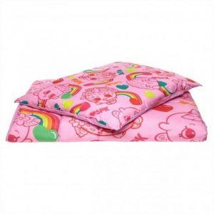 Shopkins Comforter Set Pink 2Pc