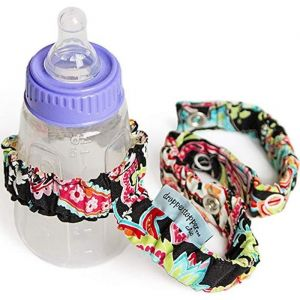 Sister Chic Dropper Stopper Bottle Holder Patty Paisley