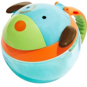 SkipHop Zoo Kid's Snack Cup - Dog