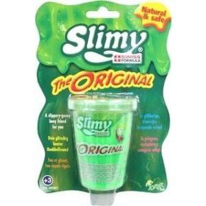 Slimy Mini Original Slimy Blistercard 80gm Green