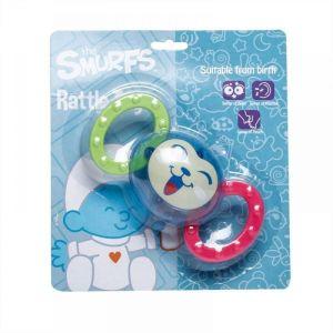 Smurfs Cat Rattle Toy