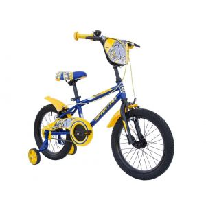 "Spartan Blue 16"" Drift BMX Boy's Cycle"