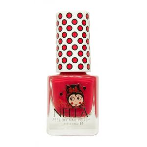 Miss Nella Nail Polish - Strawberry Cream