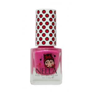 Miss Nella Nail Polish - Tickle Me Pink