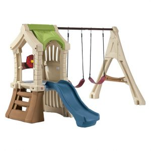 Step2 Play Up Gym Set Beige - Outdoor Toys