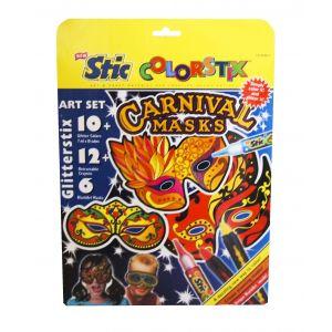 Stic Carnival Mask