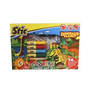Stic Colorstix Combo Art Set