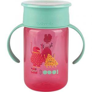 Suavinex Pink L3 Booo 360 Cup