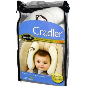Summer Infant Cradler, Adjustable Head Support