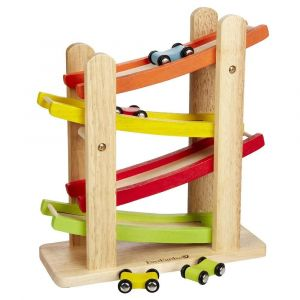EverEarth Ramp Racer Wooden Toy