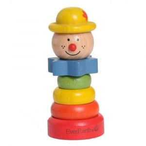EverEarth Yellow Stacking Clown