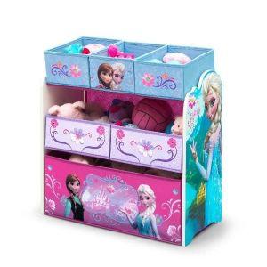 Delta Children Frozen Multi Bin Toy Organizer