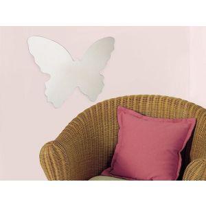 RoomMates Butterfly Peel & Stick Mirror