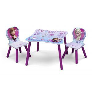 Delta Children Frozen Table and Chair Set